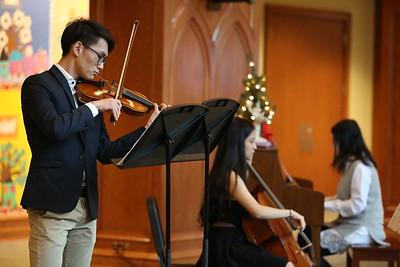 Darlington Lesson Academy Dec Concert 2016