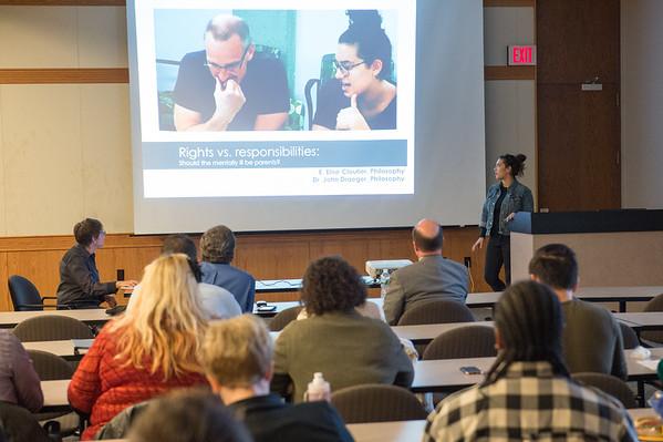 10/25/16 Undergraduate Summer Research Wrap Up Student Presentations