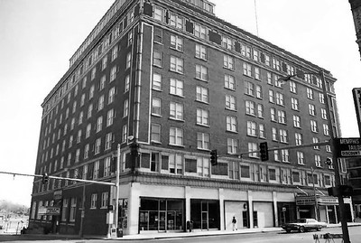 Memphis - South Main Street Historic District 1982