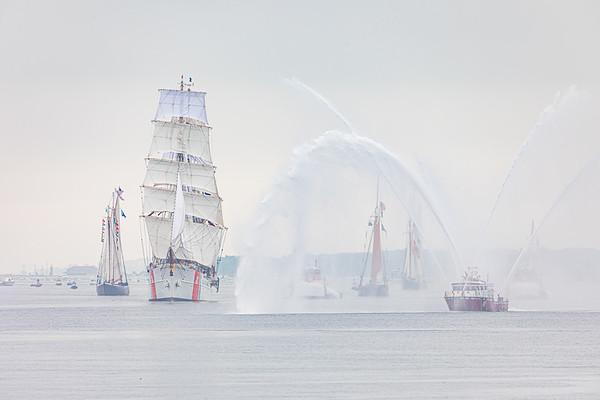 Sail Boston - Parade of Sail (2017-06-17)