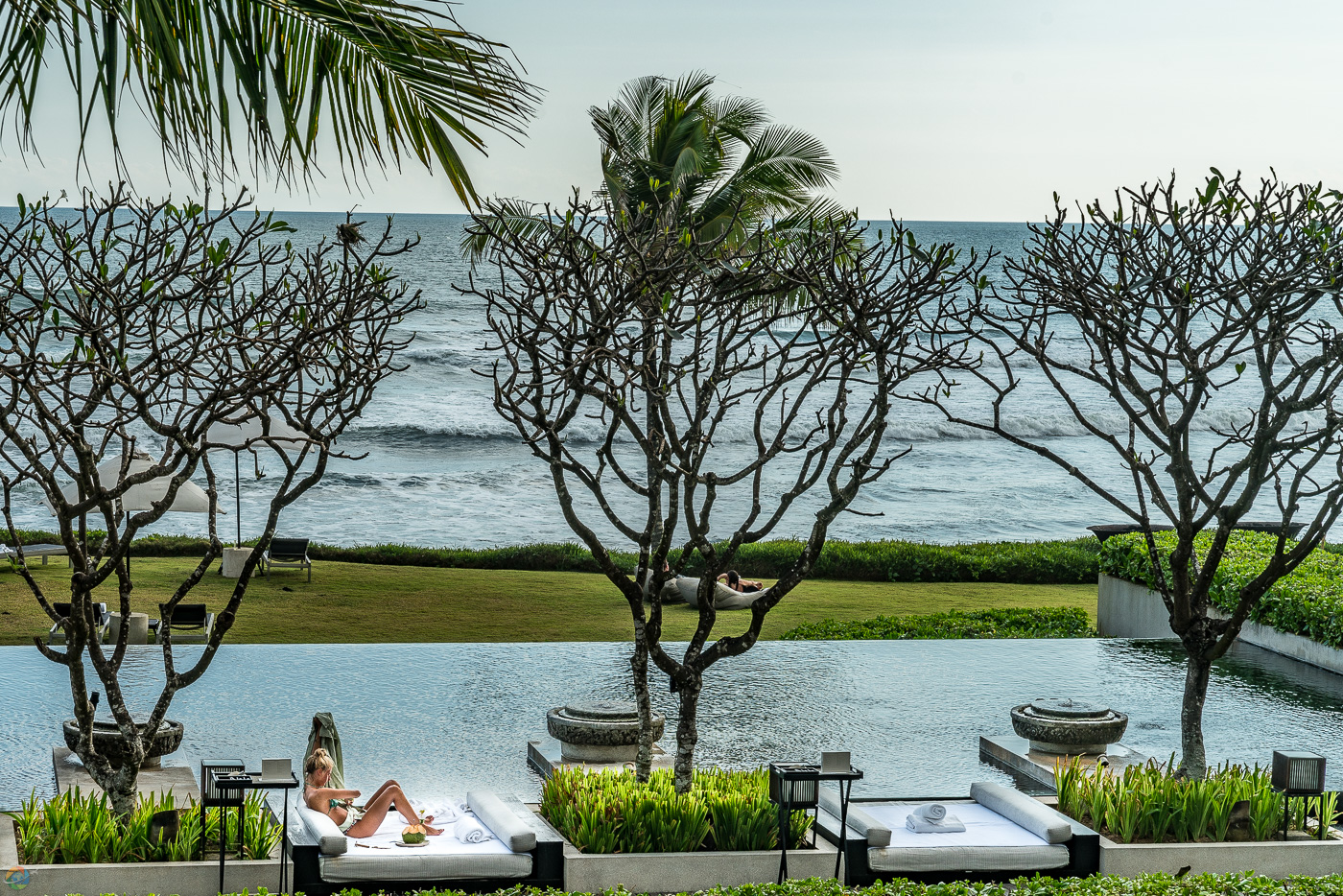 Whether poolside or beachside at SOORI Bali, the relaxation will overtake you.