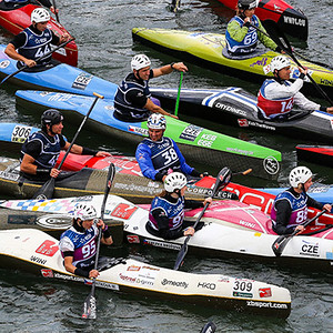 ICF Canoe Kayak Wildwater World Cup Pau 2016