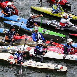 ICF Canoe Kayak Wildwater World Cup Pau 2016