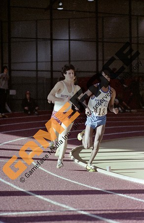 BC Men's Indoor Track