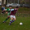 Rory Byrne (Villa Rovers) and Mark Grier (Greenfield). RS1548017