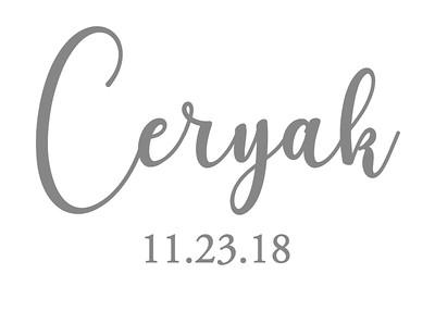 Ceryak 11.23.18