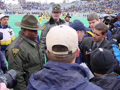 WVU vs East Carolina - November 18, 2000