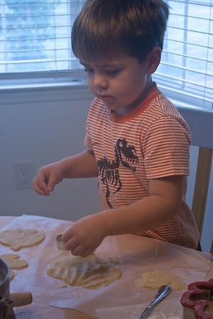 Painting Cookies 2011