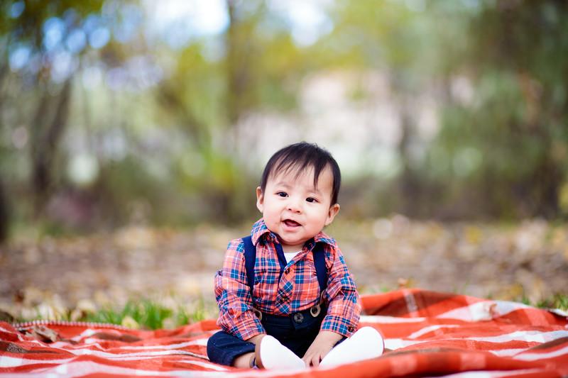 Kayson Baby Pix