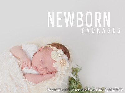 Booking- Newborn Portrait Photography Packages
