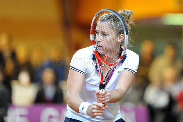 Open feminin de Tennis du Touquet 2011 Finale