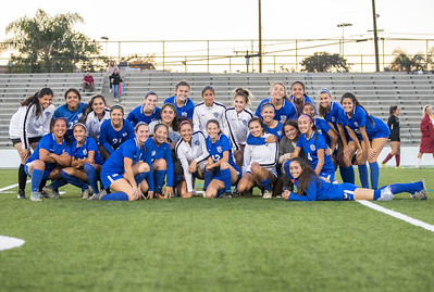 Lady Highlanders Soccer 2018-19