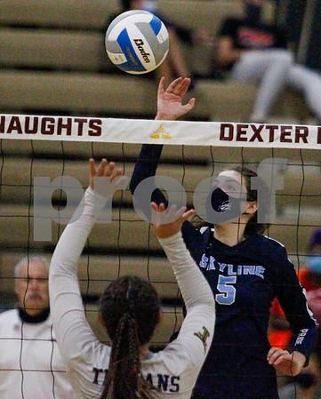 Volleyball - Regionals Skyline vs. Trenton 11-10-2020