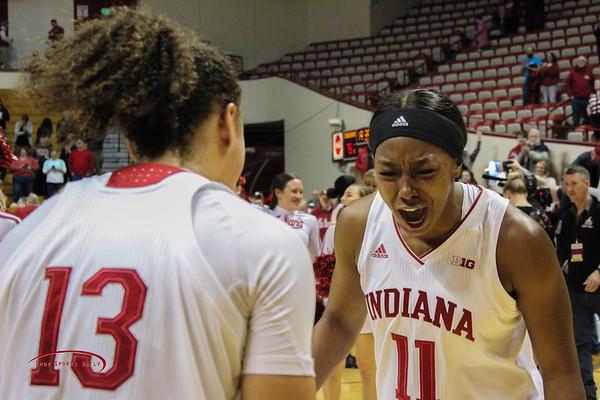 Indiana upsets No. 10 Iowa