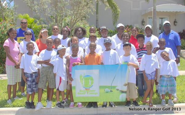 Nelson A. Ranger Golf Camp 2013 - Sandals Resort, Exuma, Bahamas