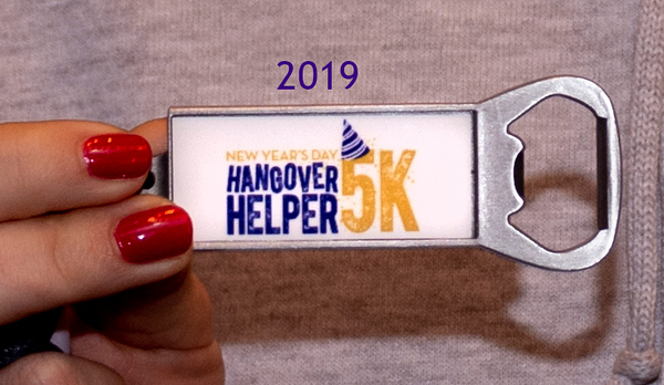 Hangover Helper 5K - 2019 Pre and Post Photos