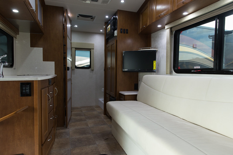 California RV Show 2016 in Pomona, Kalifornien