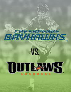 Outlaws @ Bayhawks (8/3/17)