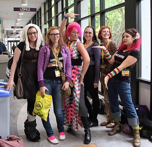 Geek Girl Con - 10/9/11