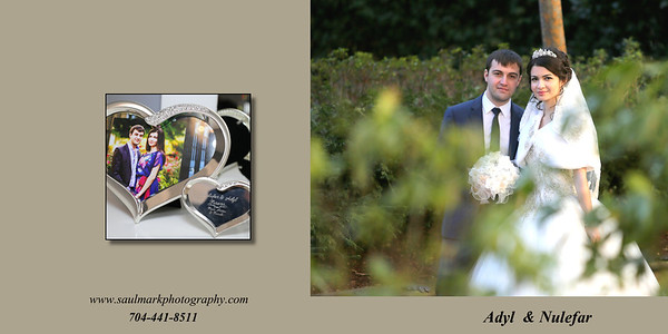 WEDDING ALBUM - Adyl & Nulefar