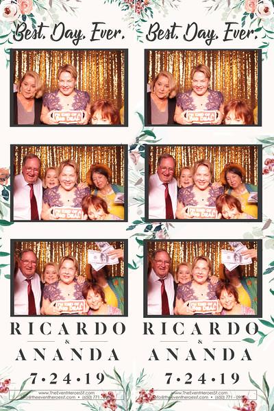 Ricardo & Ananda Wedding  |  7.24.2019