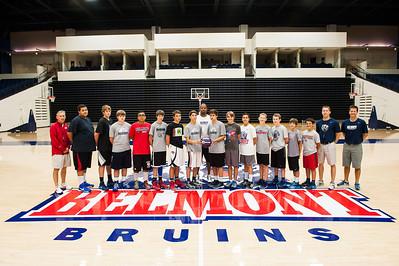 Boys Basketball Camp 2014 - One