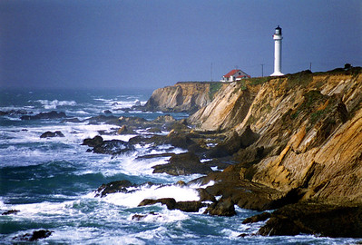Point Arena Light, California