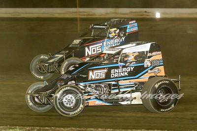 USAC Sprints - Bridgeport Speedway  6-12-2019