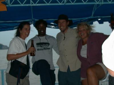 08.19 Victoria Falls -- Booze Cruise