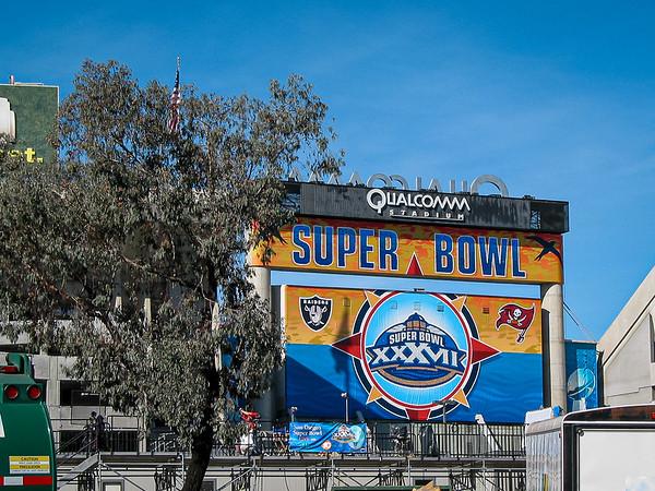 Super Bowl: 2003