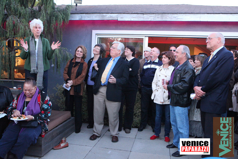 The Venice Garden and Home Tour is an annual event in Venice, California that showcases unusual and delightful homes and gardens that exemplify the creative and original style of their owners, as well as the talents of local designers.  Visit http://venicegardentour.org.  Photos by Venice Paparazzi.  Make your next event truly memorable with your own paparazzi.  http://www.venicepaparazzi.com