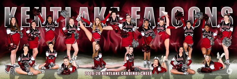 2019-20 Kentlake Cheer
