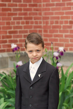 Sebastian First Communion