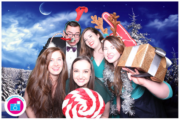 Christmas fun with Pincent Masons