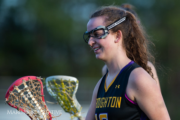 Broughton Lady Caps lacrosse at Middle Creek. February 26, 2019. D4S_1898