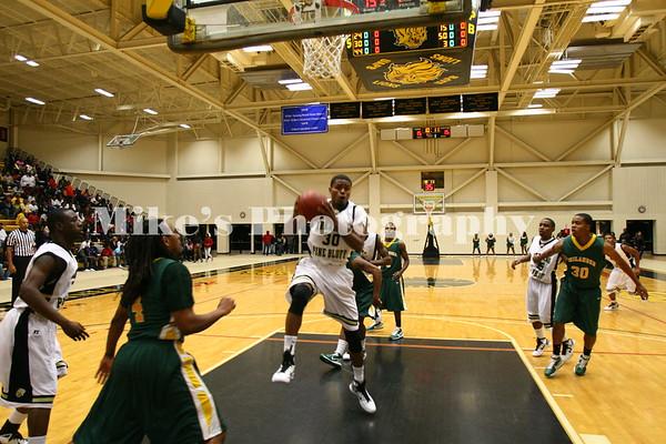 Philander Smith vs UAPB Basketball 2010