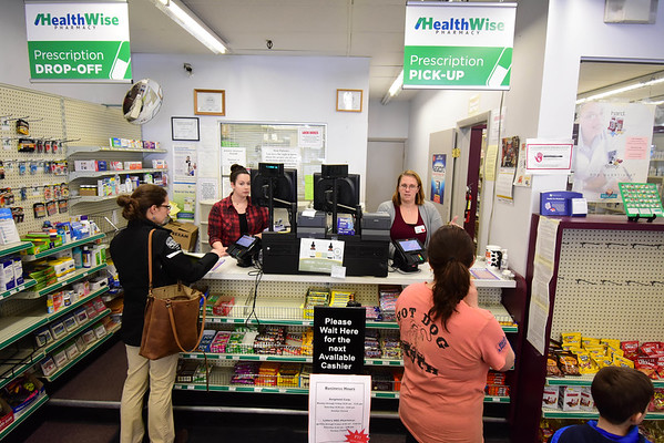 Little's HSC Pharmacy's last day - 032019