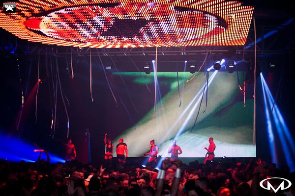 Masterbeat New Years - Los Angeles, CA