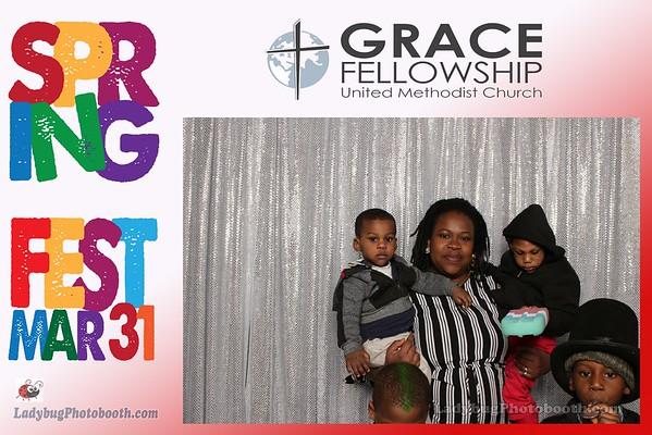 Spring Festival Grace Fellowship Church
