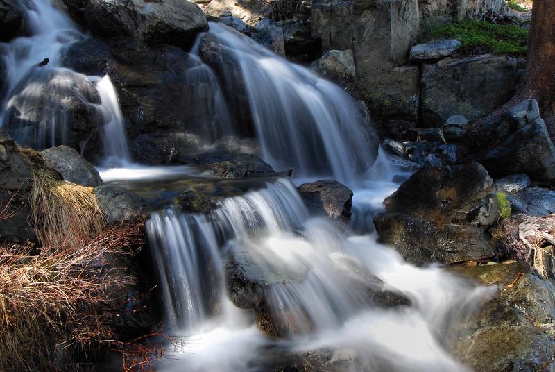 (2008 June 11-12) Lake Ediza.  Inyo National Forest, California.