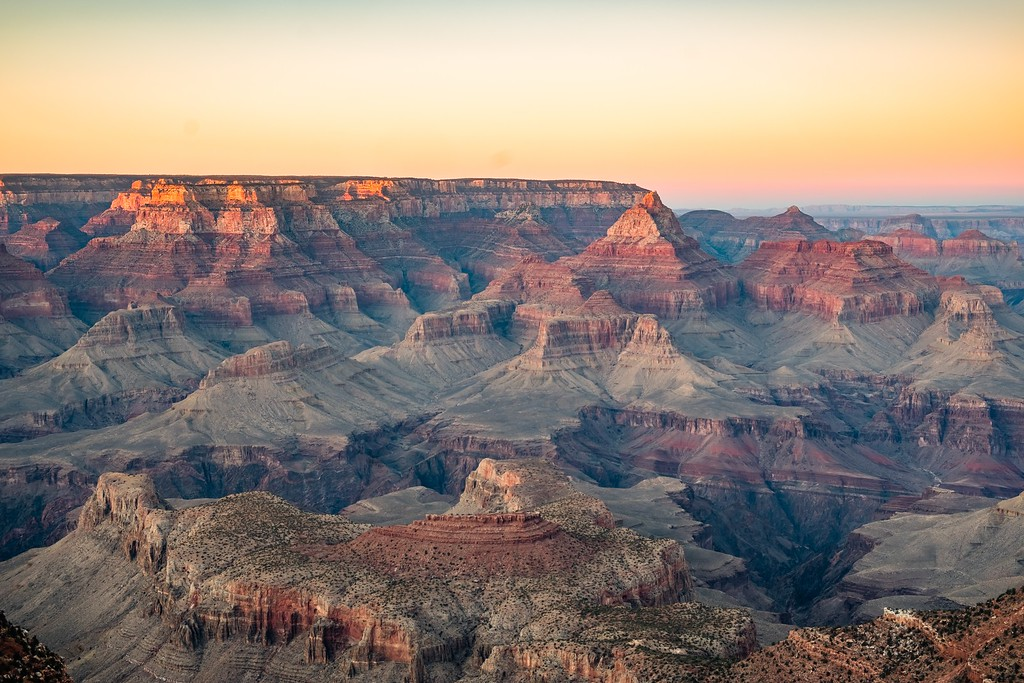 15 Amazing Travel Destinations To See Before You Die - Grand Canyon