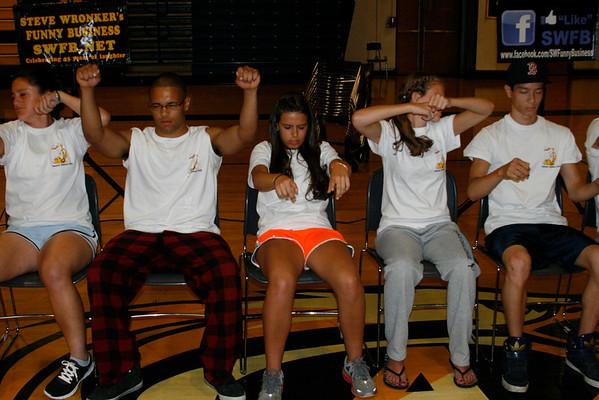 Andover High School Graduation Party... June 4, 2012