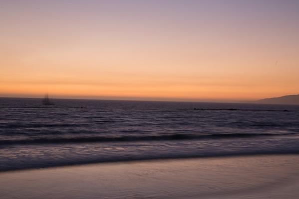 Santa Monica Pier November 2014