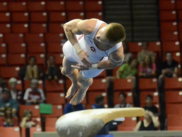 OU Men's Gymnastics Championship (Team)
