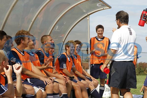 Men's Soccer - Homecoming weekend Game 2