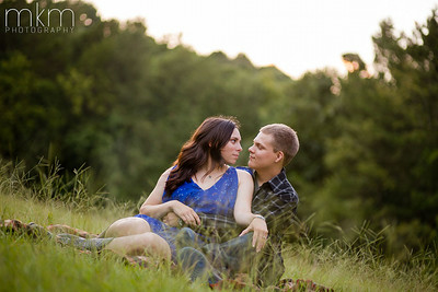 Elizabeth & Stephen | West Point on the Eno Engagement