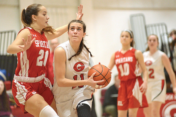 East Longmeadow vs. Greylock girls