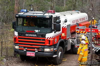 NSW Rural Fire Service - Central Coast DTZ
