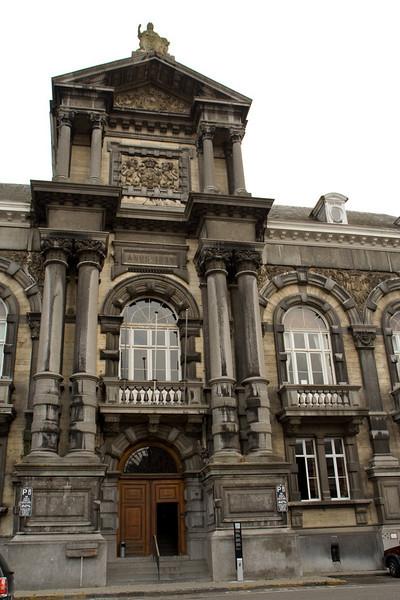 Dinant. City hall.