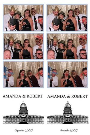 Wedding of Amanda & Robert